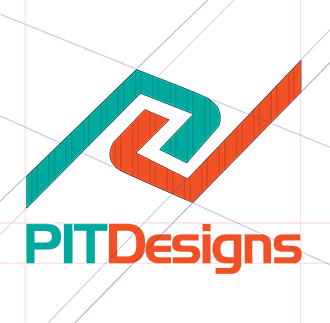 PIT Designs logo design