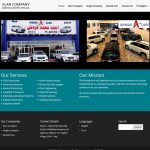 Alan Company Website