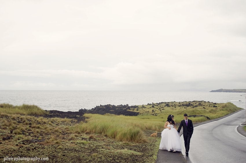 Sandra Amp Milton Azores Wedding Piteira Photography