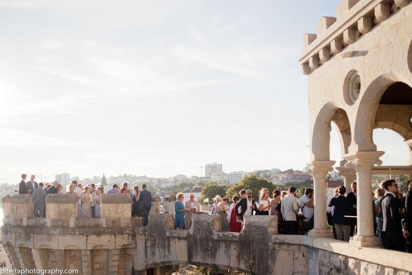 Destination Wedding Estoril Portugal