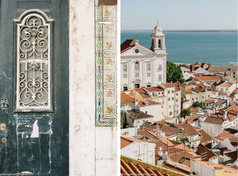Elopement in Lisbon Portugal