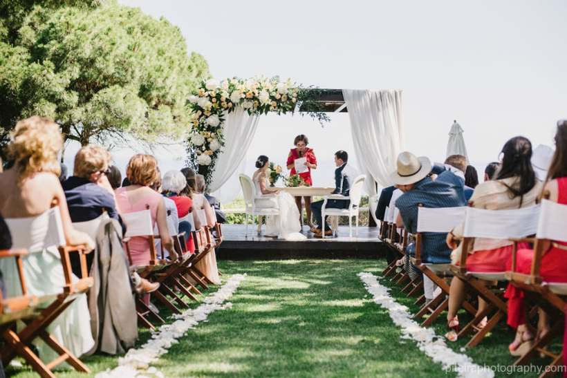 Destination Wedding Algarve