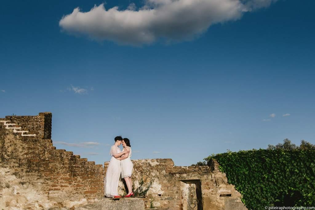 An Elopement in Alentejo - Piteira Photography