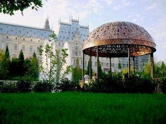 Palatul Culturii, Iasi Romania