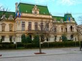 Palatul Roznovanu Iasi Romania