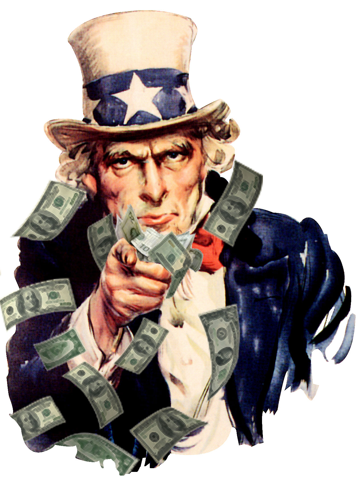 Uncle Sam Squandering Taxpayer Dollars