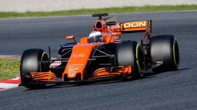 Fernando Alonso - Test pretemporada F1