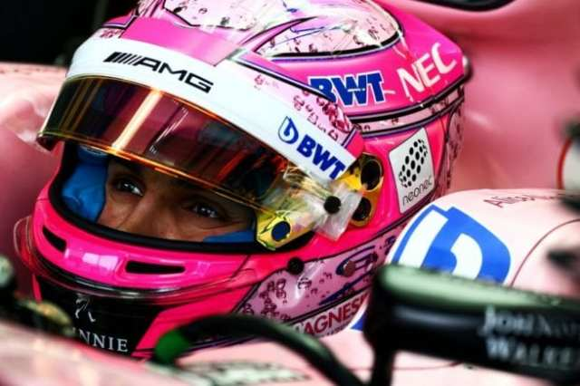 Esteban Ocon - Force India - Hungaroring - Previo