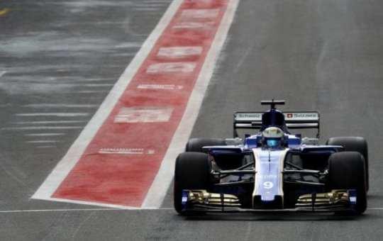 Marcus Ericsson - Sauber - Bélgica - Sábado