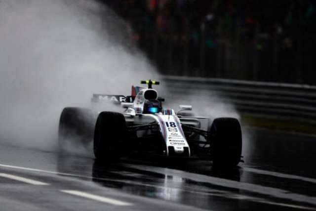 Lance Stroll - Williams - Singapur - Previo