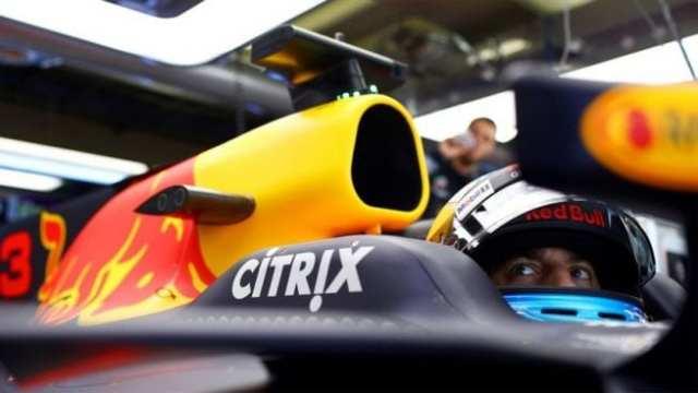 Daniel Ricciardo - Red Bull - Brasil - Sábado