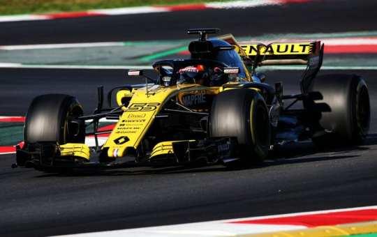Renault GP Australia