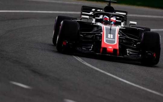 Haas clasificación