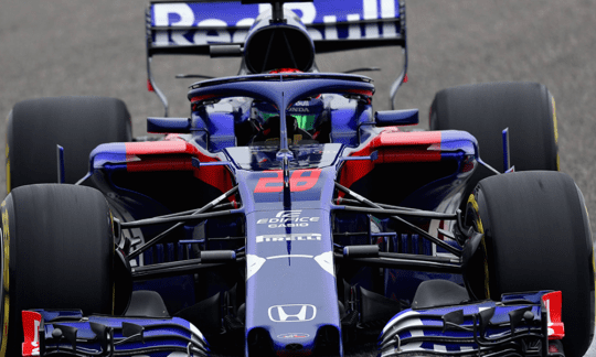 Toro Rosso Clasificación