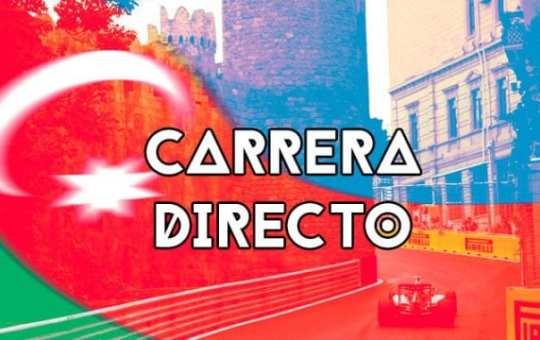carrera gp azerbaiyan directo