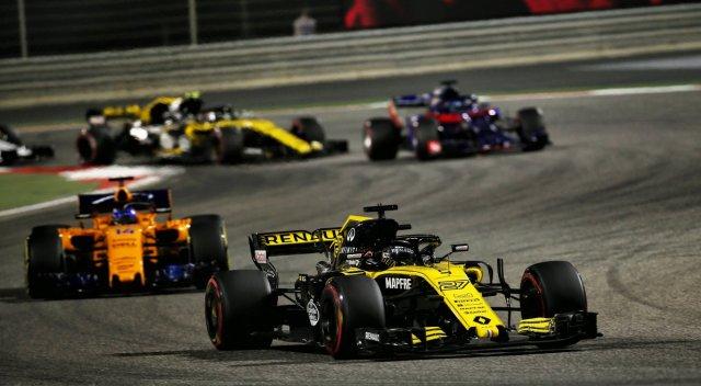 Renault Bahréin