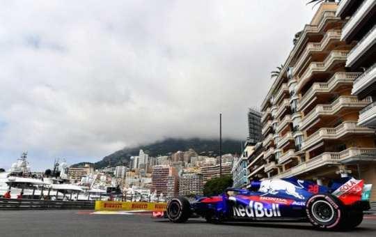 Toro Rosso Mónaco