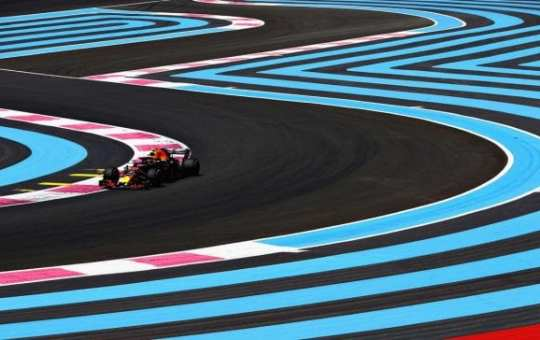 Red Bull Paul Ricard