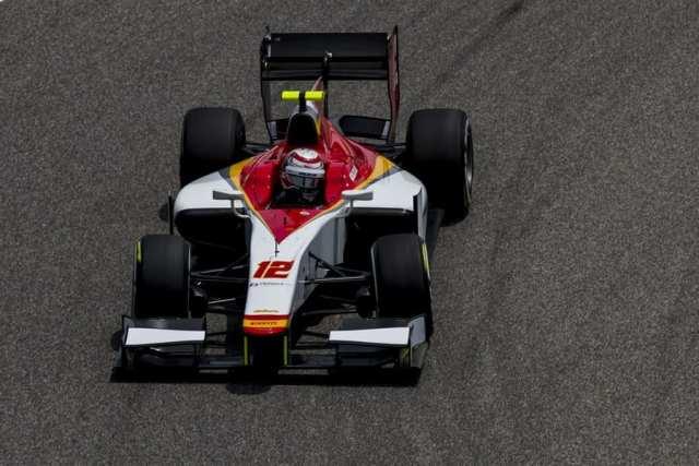 Roberto Merhi - Campos Racing - F2 2017