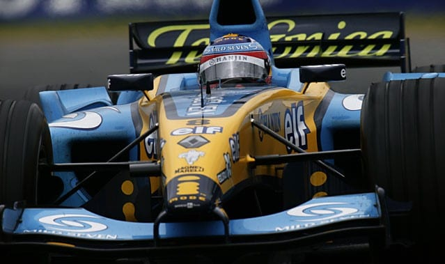 Fernando Alonso - Renault R24