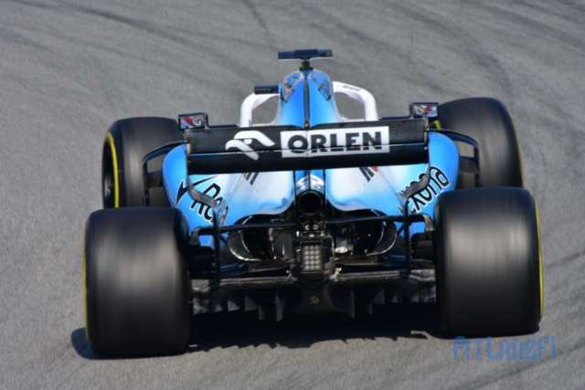 Robert Kubica - Williams - Test F1 2019