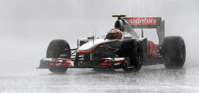 GP Canadá 2011 Jenson Button
