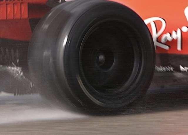 Charles Leclerc y Ferrari llegan a Jerez con el primer día de test de los neumáticos de 2022