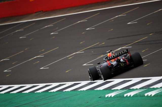GALERÍA: Filming day de Red Bull en el circuito de Silverstone