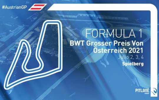 Previa GP Austria 2021