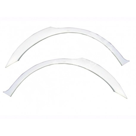 Subaru IMPREZA 2001-2008 Pair of rear wings in fibreglass