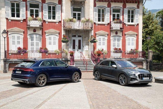 El nuevo Audi SQ8