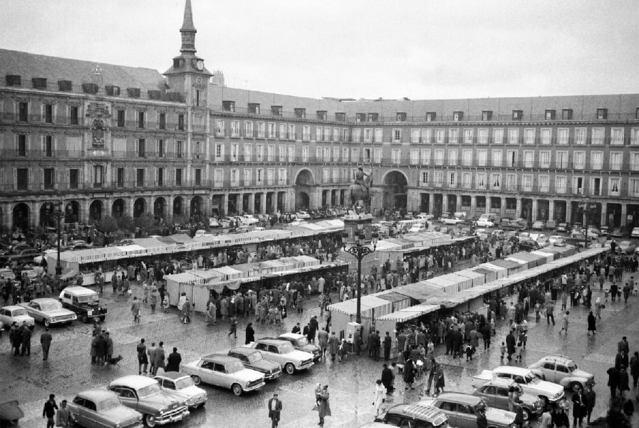 Historias curiosas sobre el tráfico en Madrid en ese año