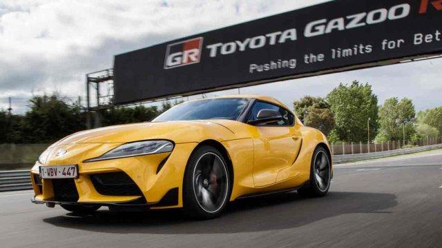 Toyota creado por Gazoo  Racing