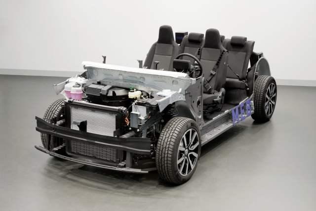 La plataforma modular MEB dará modelos a Ford y VW