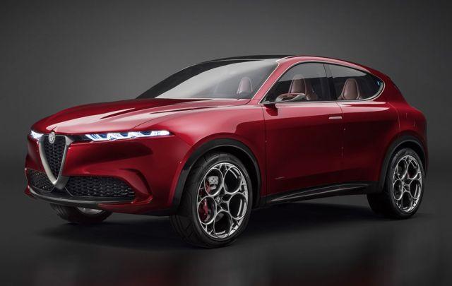 El Tonale será el siguiente SUV de Alfa Romeo