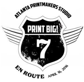 Art at Pitner: Print BIG! 2016 Event this Saturday