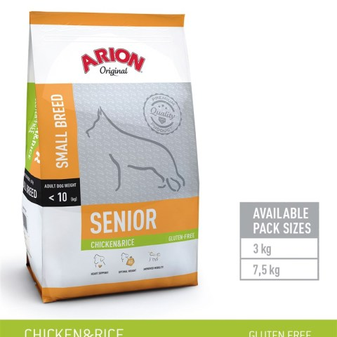 Arion Senior Small Breed