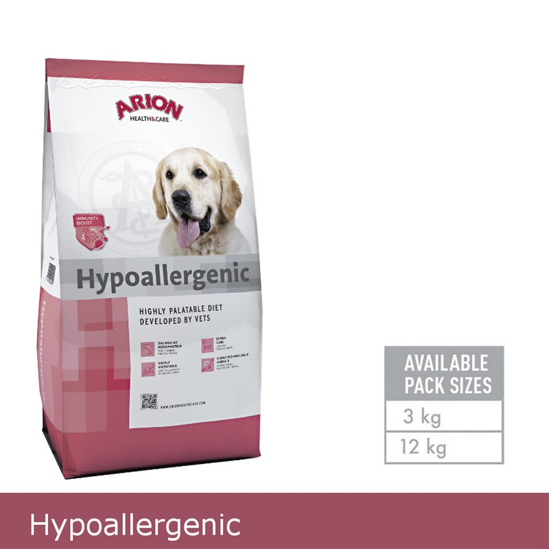 Arion Health & Care Hypoallergenic