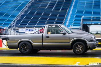 Wednesday Work Break: The Super Bowl of Street Legal Drag Racing