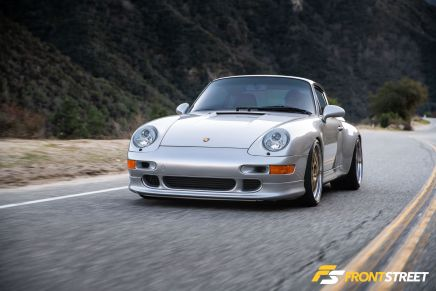 Last Of The Air-Cooled: Mike Truong's Porsche 911 Carrera 4S