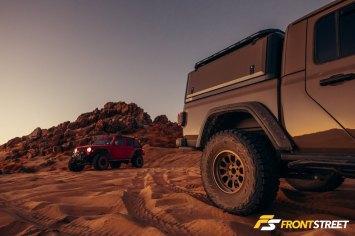 Burning Man for Trucks: 2021 King of the Hammers