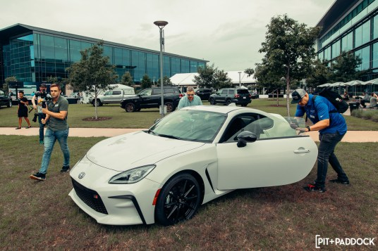 2022 Toyota GR 86: Looks Better In Person And A Thumbs Up From Ken Gushi