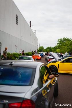 East Coast And West Coast Converge At Fourth Annual T14 Car Meet