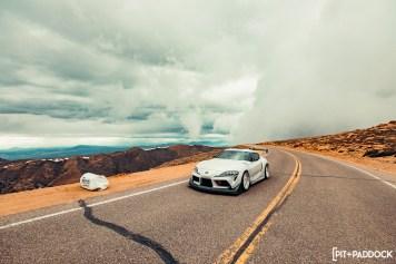 2,400-Mile Road Trip To Drive Pikes Peak's 12.42-Mile Hill Climb