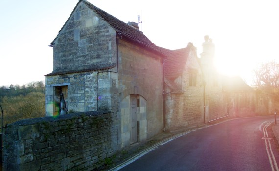 Pit Productions Road in Bradford on Avon UK