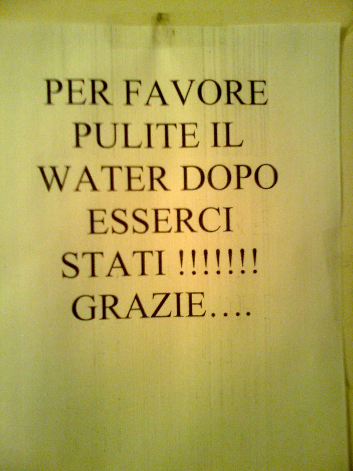 Bagno uomini e donne idee per la decorazione di interni - Cartello bagno donne ...
