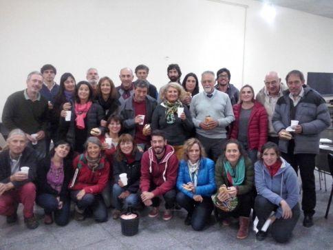 Último taller preparatorio con Antonio Palma sobre metodologías participativas (sept 2017)