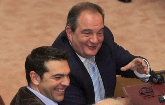 tsipras karamanlis