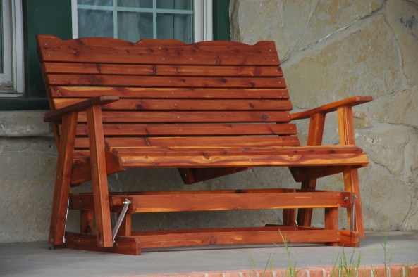Porch Swing Glider Plans Free Download make folding table
