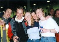 Ewan McGregor, Stacey + Shelley, SBK